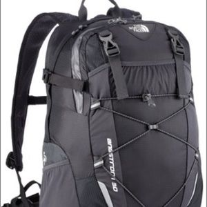 The North Face Angstrom 30 daypack backpack.